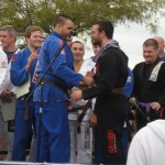 me getting brown belt